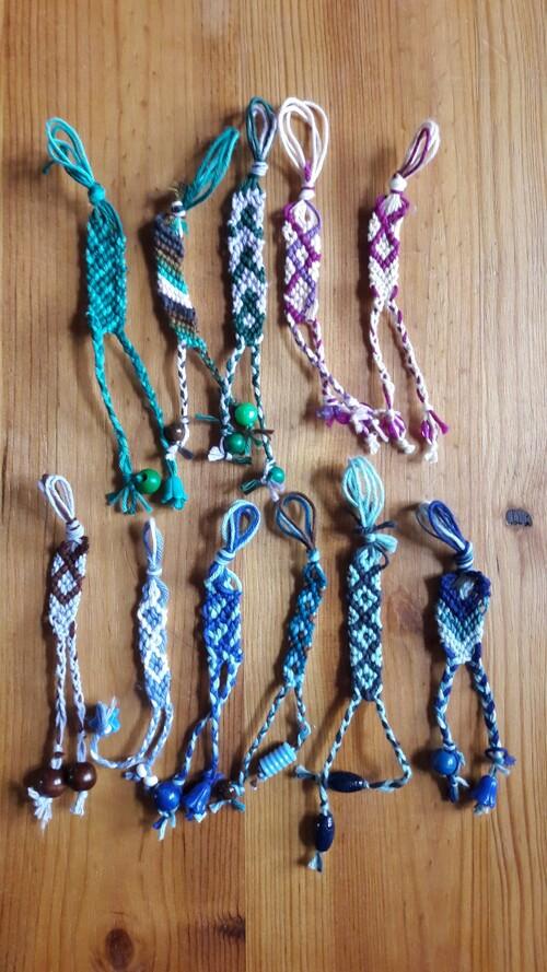 Gri-gri bracelets brésiliens (1)