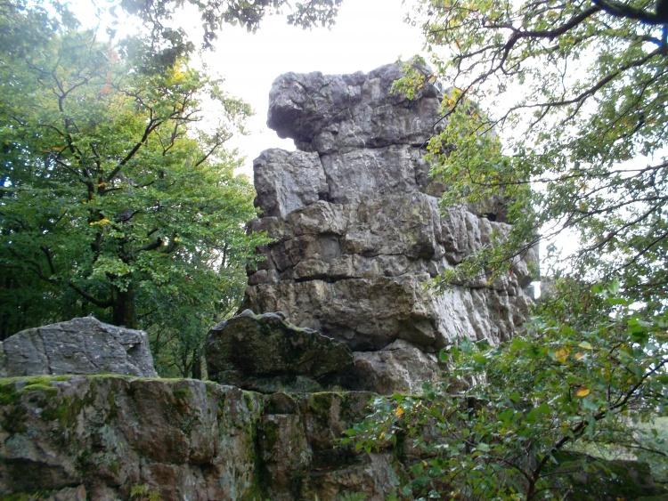 Ardennes-le roc-la-tour