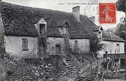 George Sand au château de Nohant