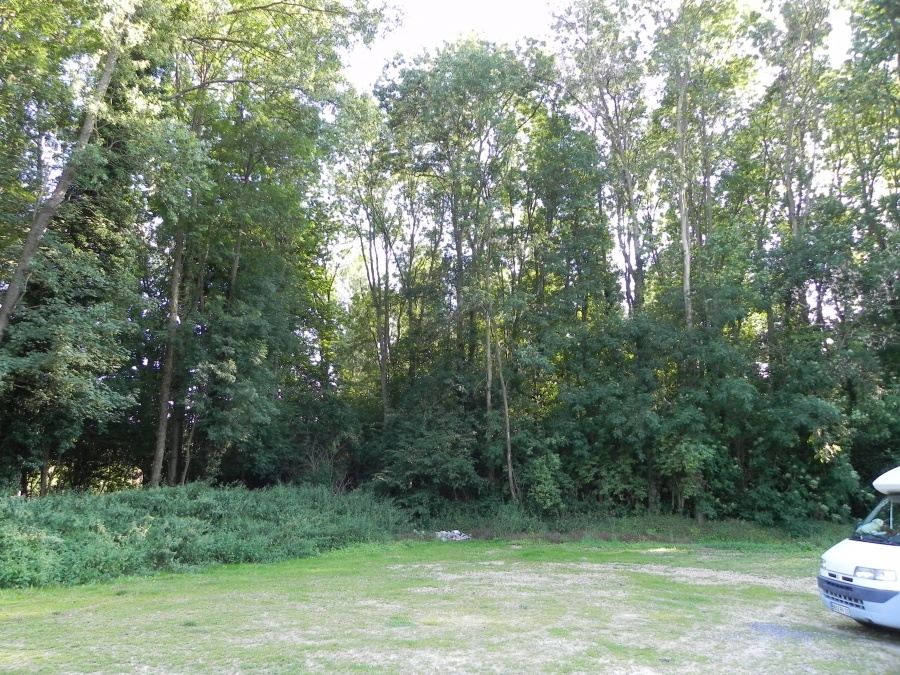 le donjon de VEZ dans l'Oise