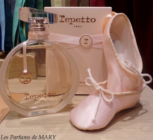 Parfum REPETTO......