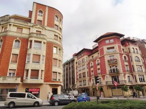 Getxo, près de bilbao, en Espagne (photos)