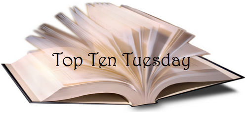 Top Ten Tuesday (19 Mars 2013)