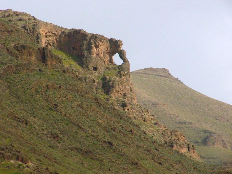 Route de Taliouine-Igherm-Tafraout (1)