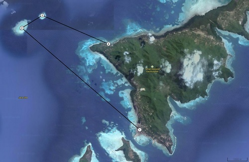 19 Juillet - Karimunjawa... les petites îles