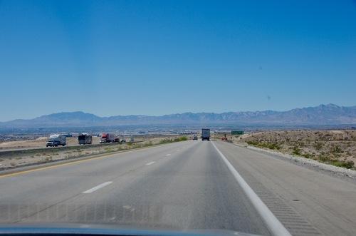 #6 St George, Utah à Las Vegas, Nevada