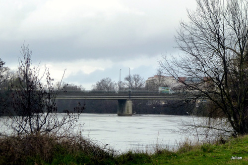 Toulouse : le pont Garigliano