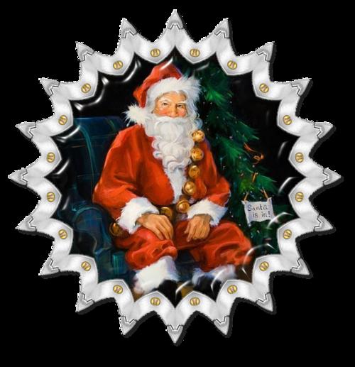 Médaillons de Noël  etc