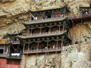 5 plus inaccessibles monastères dans le Monde