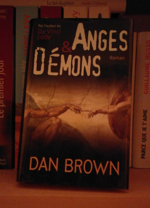 Dan Brown - Anges et Démons