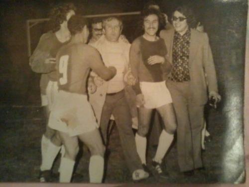 1974: MCA Vainqueur de la coupe maghrébine