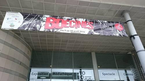 Festival BDecines