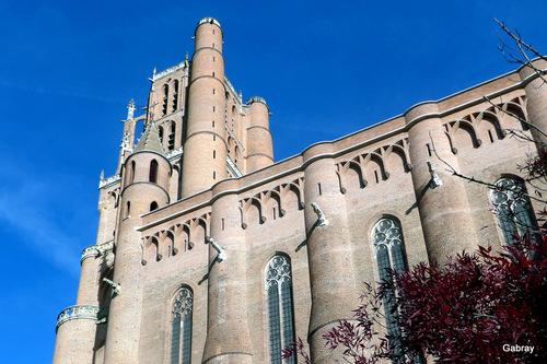Albi: la cathédrale ...