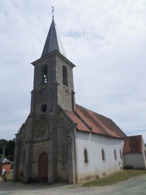 église de Saint-Palais