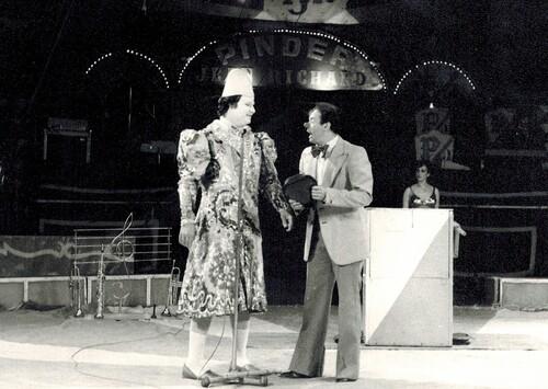 les new French chez Pinder Jean Richard en 1977