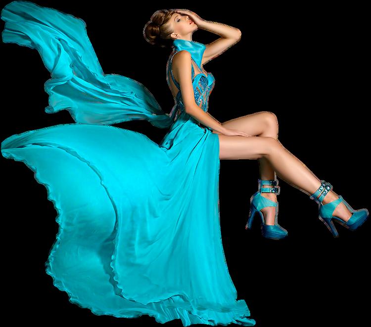 *Femmes Bleu *
