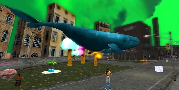 Baleine Volante Citadine