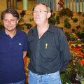 Fabrizio Burrichi et Daniel Ligny au Centre Voltaire