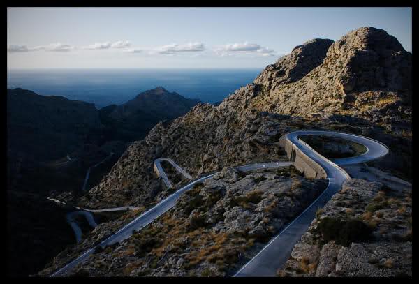 defi route - routes majorque