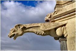 Les sculptures de l'art gothique