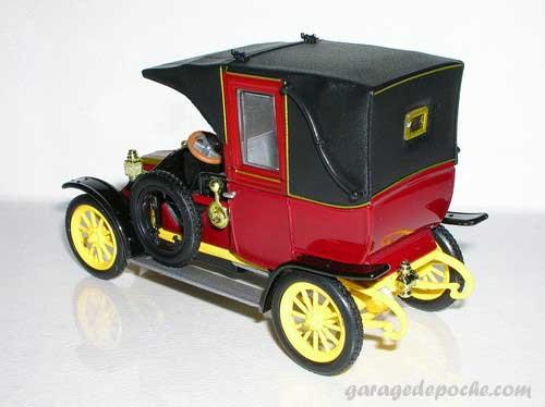 """Renault type AG-1 """"taxi de la Marne"""" 1910"""