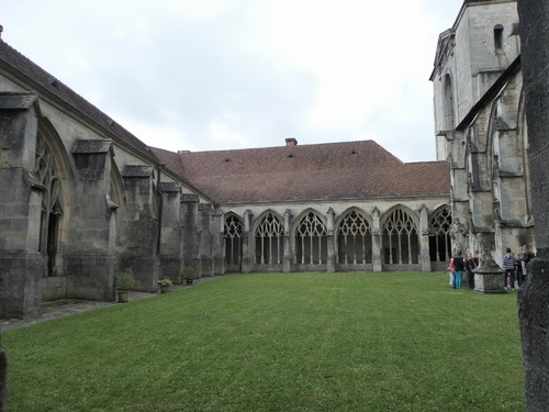 A la cathédrale de Verdun