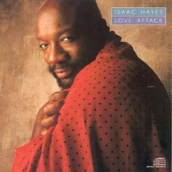 Isaac Hayes - Love Attack - Complete LP