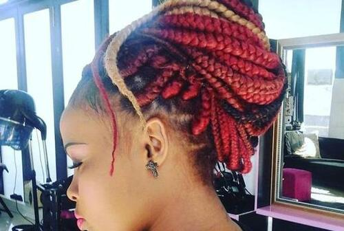 Trendy ways to rock your natural hair