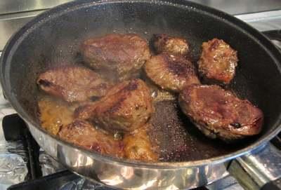 Recette de cuisine : Boeuf braisé aux carottes