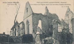 Foucaucourt-en-Santerre