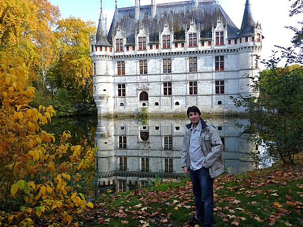 Oct 2010 Azay-Le-Rideau Maxime