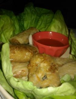 Menu chinois