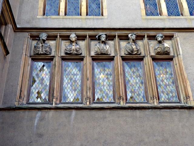 Metz la Maison des Têtes 3 4 01 2010