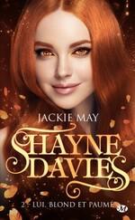 Shayne Davies de Jackie May