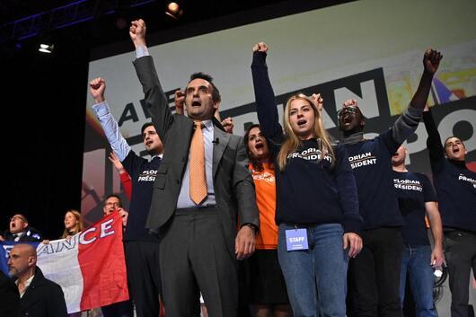 Campagne présidentielle de Florian  Philippot