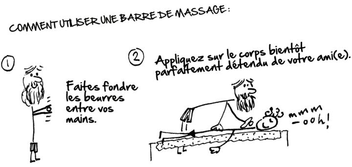 image drole massage
