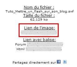 Tutoriel: Comment mettre un flash sur votre blog.