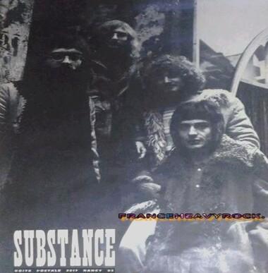 SUBSTANCE (1970-1972)