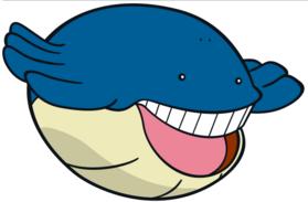 Wailmer Pokémon Global Link