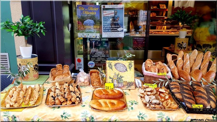 """Ollioules """"Fête de l'olivier"""" - les produits locaux (2)"""