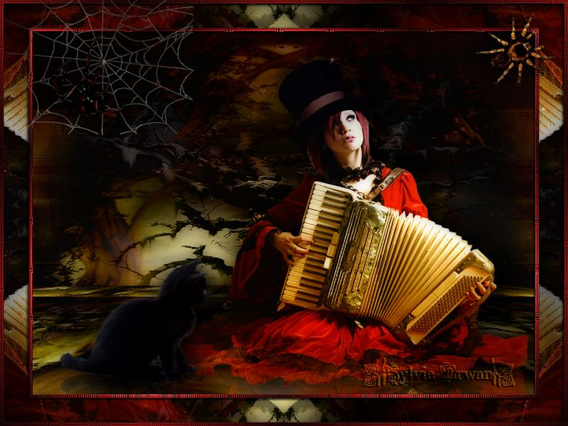 Cadre halloween 21