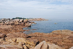 La côte de granite rose 001