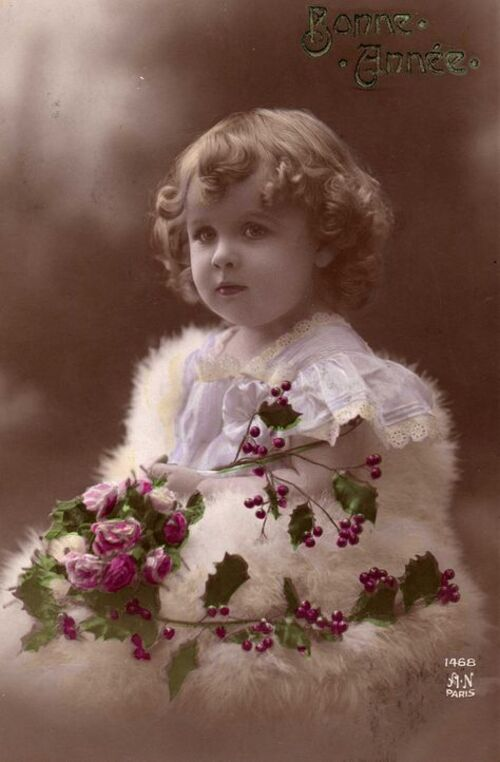 Enfants vintage (2)