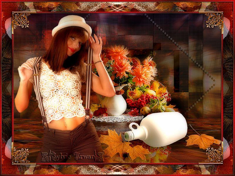 Cadres automne 42