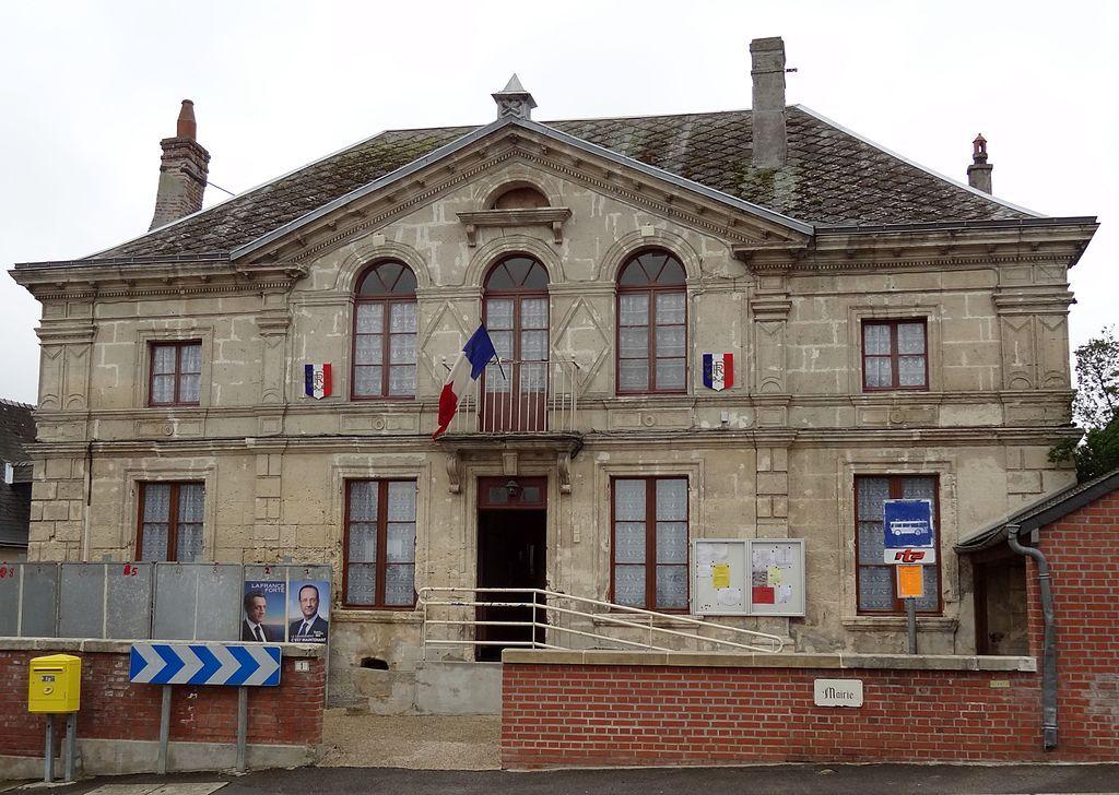 Mairie de Molinchart