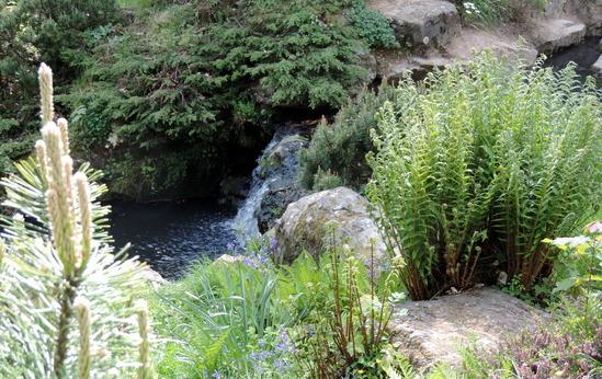 Le Parc de la Gaudinière à Nantes