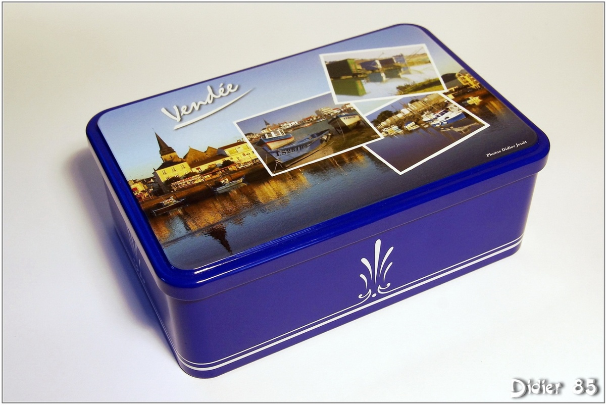 Mini Studio (2) - Boîte à Gâteaux