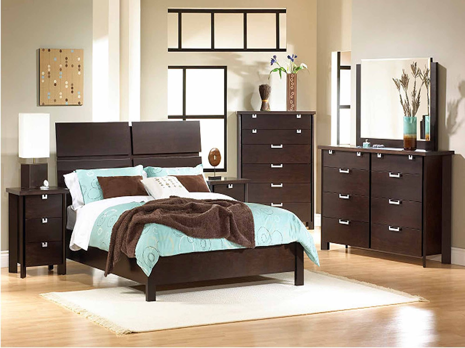 meuble chambre. Black Bedroom Furniture Sets. Home Design Ideas