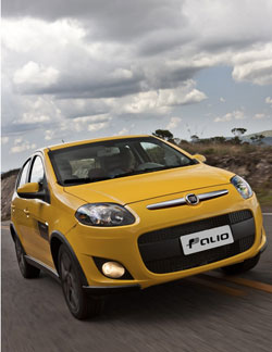 Coup d'oeil: Fiat Novo Palio