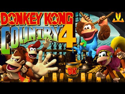 Donkey kong country 4 édition 2020 démo